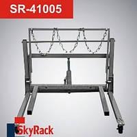 Тележка гидравлическая для перемещения сдвоеных колес SR-41005 SkyRack, фото 1