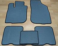 Водо- и грязезащитные коврики на Dacia Logan '04-12 из экологически чистого материала EVA