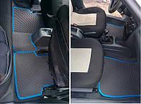 Водо- и грязезащитные коврики на Daewoo Lanos / Sens '98- из экологически чистого материала EVA
