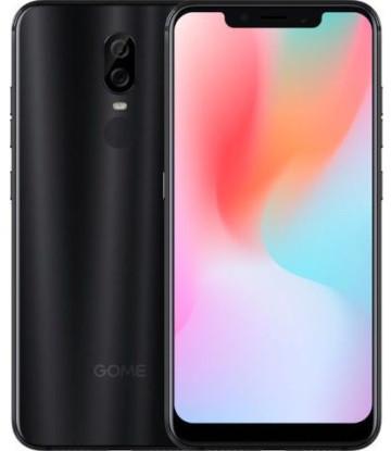 """Смартфон Gome U9 6/64Gb Black, 12+5/16Мп, 5,12"""" IPS, 2SIM, 4G (LTE), 3160мА, Helio P23"""