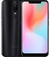 """Смартфон Gome U9 6/64Gb Black, 12+5/16Мп, 5,12"""" IPS, 2SIM, 4G (LTE), 3160мА, Helio P23, фото 1"""