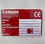Верстат шліфувальний  CAMAM LOL 75 RU, фото 5