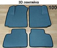Водо - і брудозахисні килимки на Fiat Doblo '01-09 з екологічно чистого матеріалу EVA