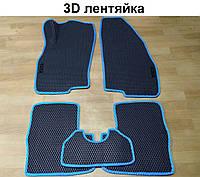Водо - і брудозахисні килимки на Fiat Grande Punto / Punto '05-14 з екологічно чистого матеріалу EVA
