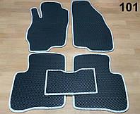 Водо - і брудозахисні килимки на Fiat Linea '07-15 з екологічно чистого матеріалу EVA