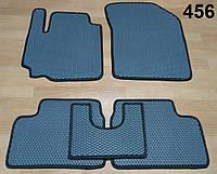 Водо - і брудозахисні килимки на Fiat Sedici '06-14 з екологічно чистого матеріалу EVA
