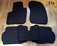 Водо- и грязезащитные коврики на Ford Mondeo '15- из экологически чистого материала EVA