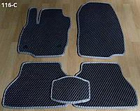 Водо- и грязезащитные коврики на Ford B-Max '12- из экологически чистого материала EVA