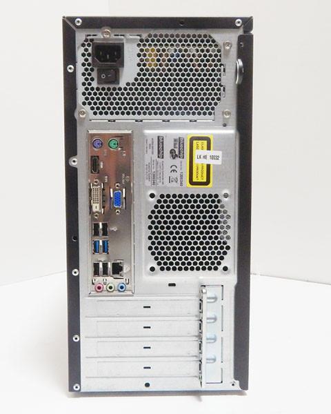 Системный блок б/у Bluechip Core i3 2120, 4Gb DDR 3, 500 Gb HDD USB 3.0, HDMI MB ASUS P8B75-M - фото 2
