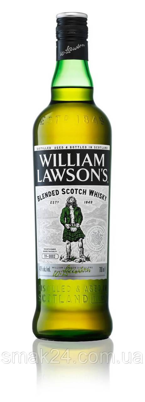 Виски William Lawson's 0.7 л Шотландия