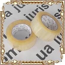 Скотч упаковочный прозрачный 48 мм.*1000 м. (6 шт./уп.)