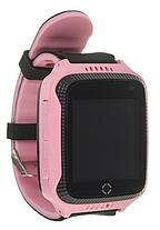 Часы Smart Watch Q528/SK-004/G900A Kids Gsm/Gps/фонарик Pink Гарантия 1 месяц, фото 3