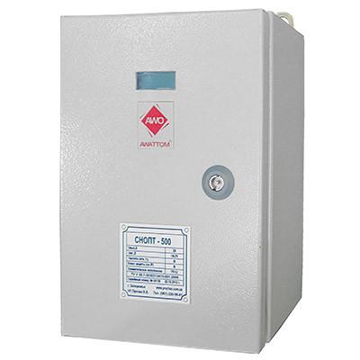 Однофазный стабилизатор напряжения AWATTOM СНОПТ 500 IP-56 (0,5 кВт)