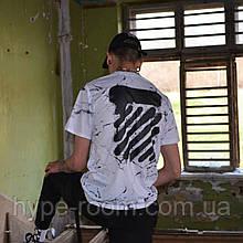 Мужская футболка в стиле Off-White | Лучшее качество!