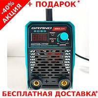 Профессиональный сварочный аппарат инверторного типа GRAND MMA-320 с LED - индикацией