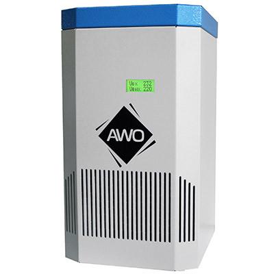 Однофазный стабилизатор напряжения AWATTOM SILVER (8,8 кВт)