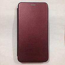 Чехол для Samsung A80 Level Marsala