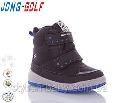 Новая коллекция зимней обуви 2019 оптом. Детская зимняя обувь бренда Jong Golf для мальчиков (рр. с 23 по 28)