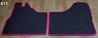 Водо- и грязезащитные коврики на IVECO Daily '00-06 из экологически чистого материала EVA