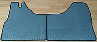 Водо- и грязезащитные коврики на IVECO Daily '06- из экологически чистого материала EVA