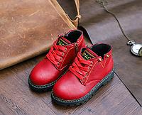 Детские ботинки Демисезонные детские ботинки Ботинки детские Детские ботинки для девочки