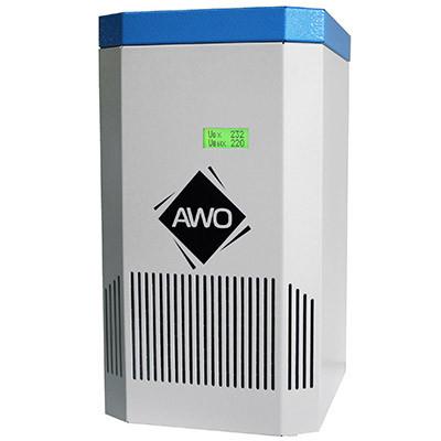 Однофазный стабилизатор напряжения AWATTOM SILVER (5,5 кВт)
