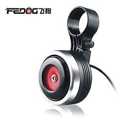 Вело клаксон / гудок / сигнал з виносною кнопкою FEDOG F-118 USB / 1500 маг / моноблок / 120 Дб