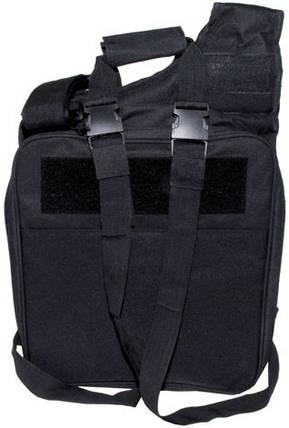 Жилет, рюкзак и сумка в одном, чёрный MFH 30990A , фото 2