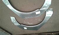 Арка заднего крыла фольцваген б6(2005-10), фото 1