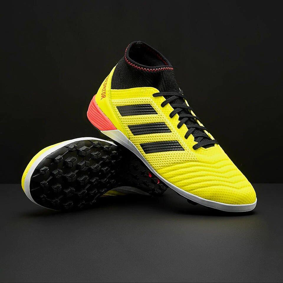 Сороконожки Adidas Predator Tango 18.3 TF. Оригинал Eur 40.5 (25.5 см)