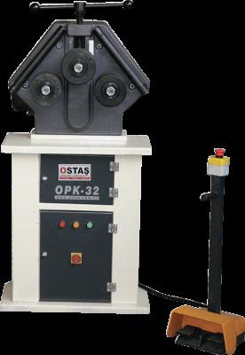 Электрический профилегибочный станок ОРК-32 (APK-32) OSTAS