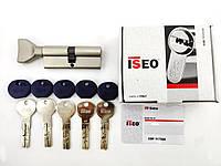 Iseo R7 75мм 40х35 ключ/тумблер никель (Италия), фото 1