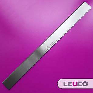510х35x3 HSS 18% Строгальные (фуговальные) ножи Leuco для фуганков и рейсмусов, фото 2