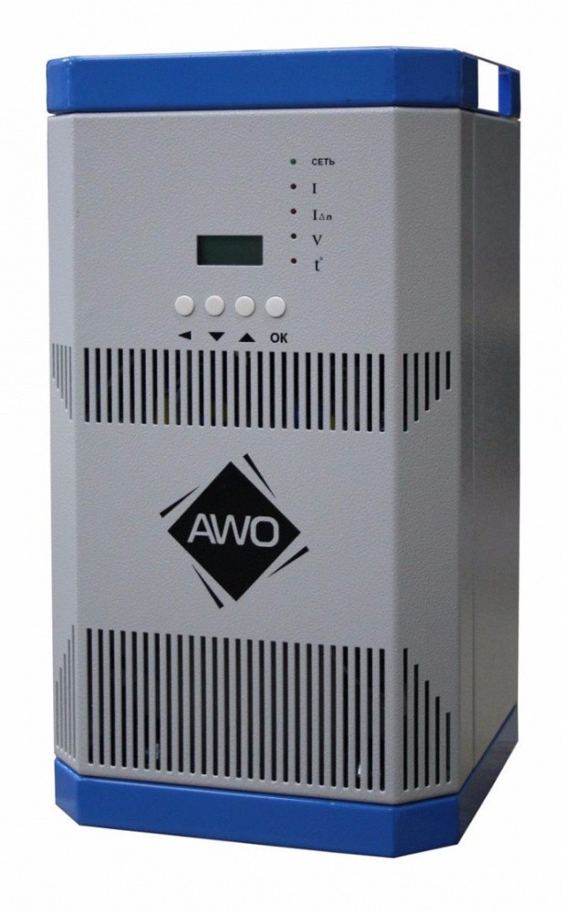 Однофазный стабилизатор напряжения AWATTOM СНОПТ (5,5 кВт)