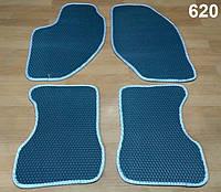 Водо- и грязезащитные коврики на Lancia Kappa '94-00 из экологически чистого материала EVA