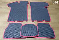 Водо- и грязезащитные коврики на Lada (Ваз) 2108-2109-21099 '86-12 из экологически чистого материала EVA
