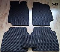 Водо- и грязезащитные коврики на Lada (Ваз) 2101-2107 '81-12 из экологически чистого материала EVA