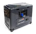 ⚡MATARI MDA7000SE-ATS (5 кВт)+ АВР (подогрев и автоматический запуск), фото 8