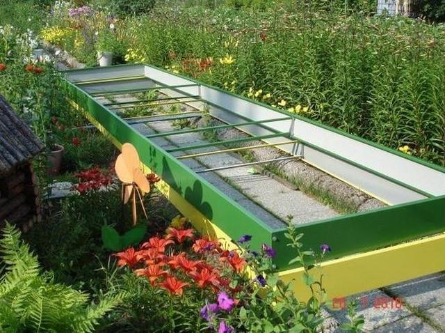 Вырастет всё, даже на маленьком огороде