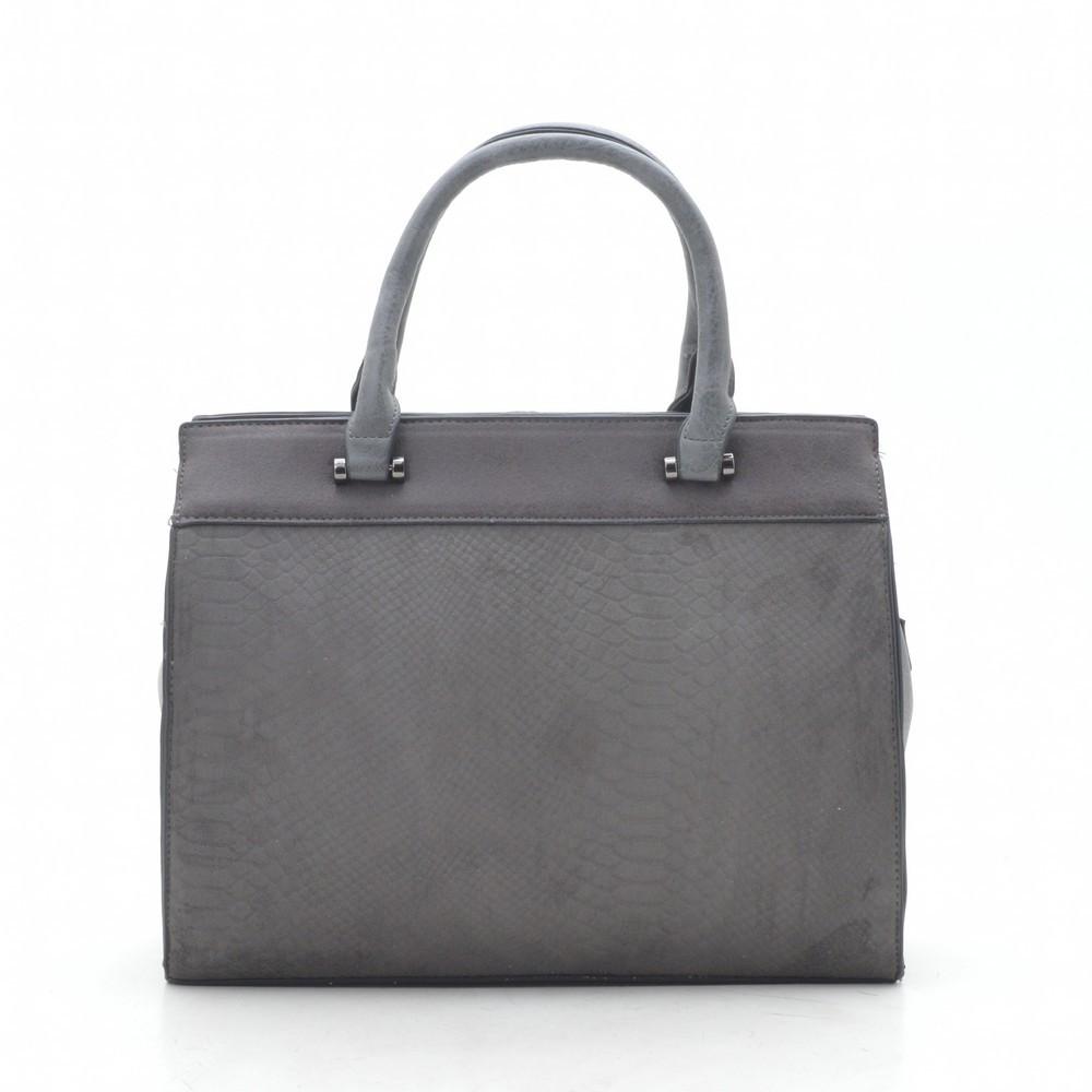 Жіноча сумка B-8045 grey