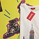 Футболка біла LOYS Supreme Tower S, фото 3