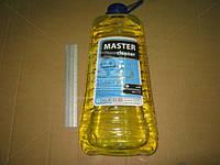Омыватель стекла летний Мaster cleaner Цитрус 4л, 0мыватель (лето)