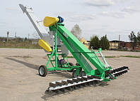 Зернометач самопересувний ЗМ-120У