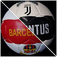 Мячи Клубные, №5, Полиуретан, машинный шов, ламинированные, фото 1