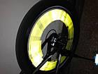 Відбивачі на спиці велосипеда (світловідбиваючі трубки / смужки / палички) (6 кольорів), фото 4