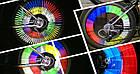 Відбивачі на спиці велосипеда (світловідбиваючі трубки / смужки / палички) (6 кольорів), фото 2