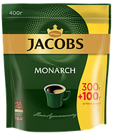 Кофе растворимый Jacobs Monarch 400 г
