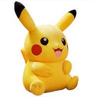 Покемон Пикачу плюшевая игрушка 35 см