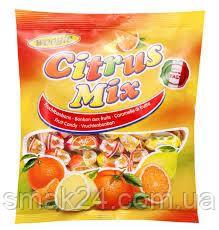 Леденцы (конфеты) апельсиново-лимонный микс Citrus Mix Woogie  250г Австрия