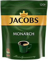 Кофе растворимый Jacobs Monarch 120 г